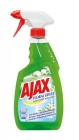 Płyn do szyb AJAX 500ml, Floral Fiesta zielony