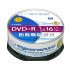 DVD+R ESPERANZA 4, 7GB X16 - CAKE BOX 25