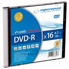 DVD - R ESPERANZA 4, 7GB X16 - SLIM 1
