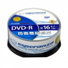 DVD - R ESPERANZA 4, 7GB X16 - CAKE BOX, 25