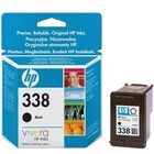 HP Tusz nr 338 C8765EE Black 11ml