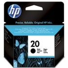 HP Głowica nr 20 C6614DE Black 28ml