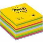 Kostka samop. POST-IT (2030-U), 76x76mm, 1x450 kart., kolorowa