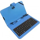 Art AB-101B etui + klawiatura micro + mini USB do tabletu 7"