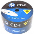 HP CD-R | 700MB | x52 | spindel 50