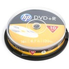 HP DVD+R | 4.7GB | x16 | cake 10