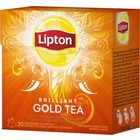 Herbata Lipton Piramidka Gold Tea (20 saszetek)