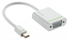 Adapter Mini DisplayPort - VGA Leitz Complete, Leitz, biały