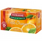 Herbata Teekanne owocowa World of Fruits Fresh Orange (20t)